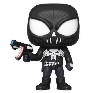 Figurine Funko Pop Punisher Venom - Marvel N°595