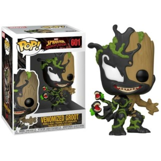 Figurine Funko Pop Groot Venom - Marvel N°601