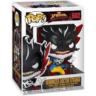 Figurine Funko Pop Doctor Strange Venom - Marvel N°602