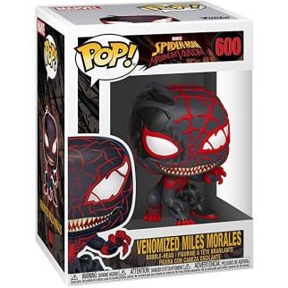 Figurine Funko Pop Miles Morales (Spider-Man) Venom - Marvel N°600
