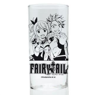 Verre Fairy Tail Natsu & Lucy