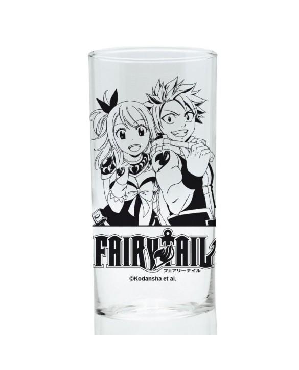 Verre Fairy Tail - Natsu & Lucy
