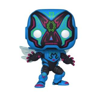 Figurine Funko Pop Scarabée Bleu - Jour des Morts Spécial DC Comics