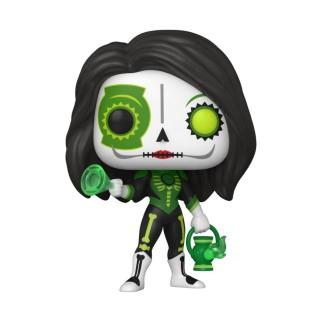 Figurine Funko Pop Green Lantern (Jessica Cruz) - Jour des Morts Spécial DC Comics