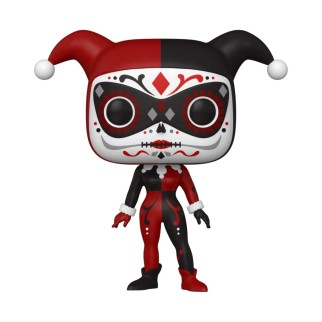 Figurine Funko Pop Harley Quinn - Jour des Morts Spécial DC Comics