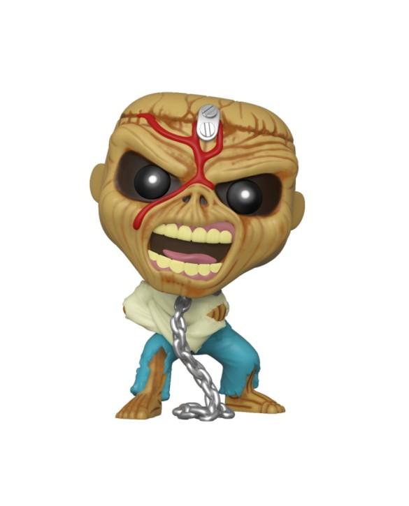 Figurine Funko Pop Piece Of Mind - Iron Maiden (Skeleton Eddie) N°146