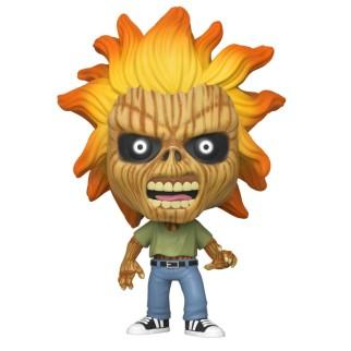 Figurine Funko Pop Iron Maiden (Skeleton Eddie) N°143