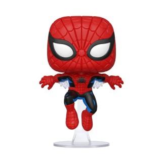 Figurine Funko Pop Spider-Man - Marvel 80ans N°593