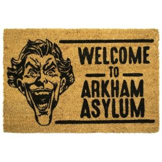 """Paillasson Joker """"Welcome To Arkham Asylum"""""""
