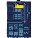 """Paillasson Doctor Who """"Tardis"""""""