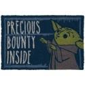 "Paillasson The Mandalorian ""Precious Bounty Inside"""