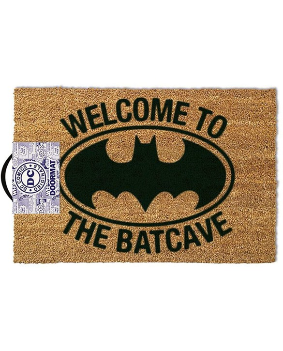 "Paillasson Batman ""Welcome To The Batcave"""