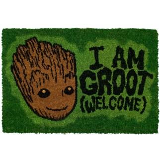 """Paillasson Gardiens de la Galaxie Vol. 2 """"I Am Groot"""""""