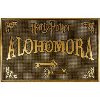 """Tapis en caoutchouc Harry Potter """"Alohomora"""""""