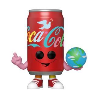 Figurine Funko Pop Canette tenant la Terre - Coca-Cola N°105