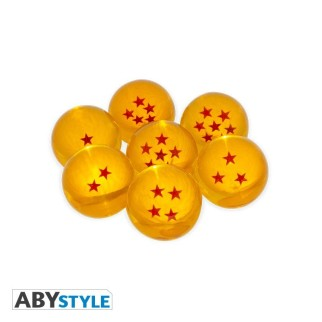 Coffret 7 Boules de Cristal Collector - Dragon Ball Z