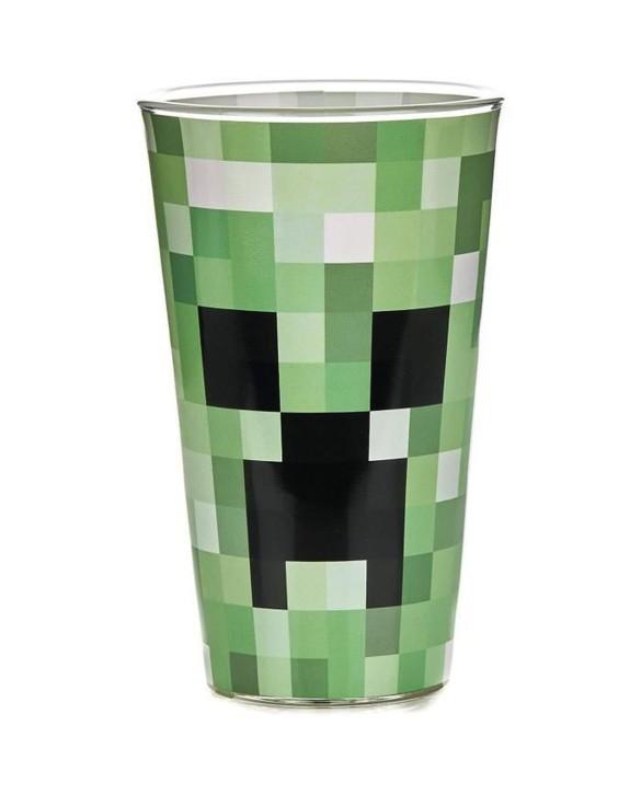Verre Creeper - Minecraft