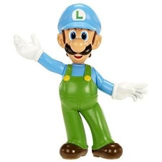 Mini Figurine Luigi de Glace - Collection Nintendo