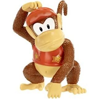 Mini Figurine Diddy Kong - Collection Nintendo
