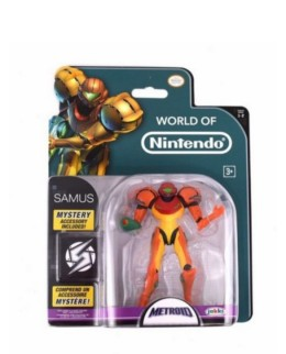 Figurine Samus - Metroid Nintendo