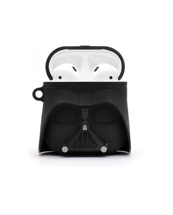Étui en silicone pour AirPods - Dark Vador Star Wars
