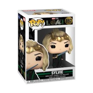 Figurine Funko Pop Sylvie - Marvel Loki N°897