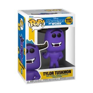 Figurine Funko Pop Tylor - Monstres et Compagnie : Au Travail N°1113