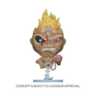 Figurine Funko Pop Iron Maiden - Eddie - Seventh Son of Seventh Son