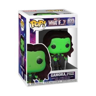 Figurine Funko Pop Gamora - What If...? N°873
