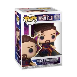 Figurine Funko Pop Doctor Strange Supreme - What If...? N°874