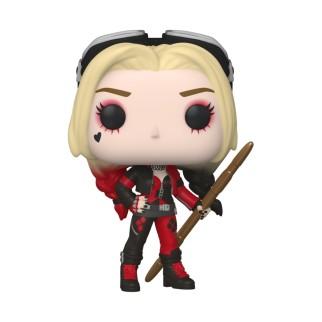 Figurine Funko Pop Harley Quinn en costume - The Suicide Squad N°1108