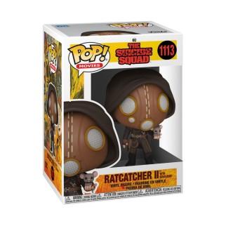 Figurine Funko Pop Ratcatcher II et Sebastian - The Suicide Squad N°1113