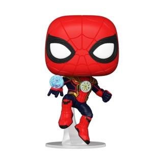 Figurine Funko Pop Spider-Man (Integrated Suit) - Spider-Man : No Way Home N°913