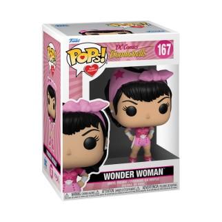 Figurine Funko Pop Bombshell Wonder Woman - DC BC Awareness N°167