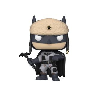 Figurine Funko Pop Red Son Batman (2003) - 80ème anniversaire de Batman N°312