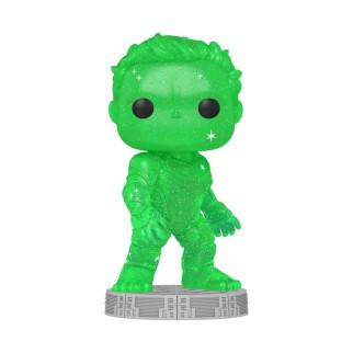 Figurine Funko Pop Hulk (Vert) Spécial Artiste - The Avengers N°48