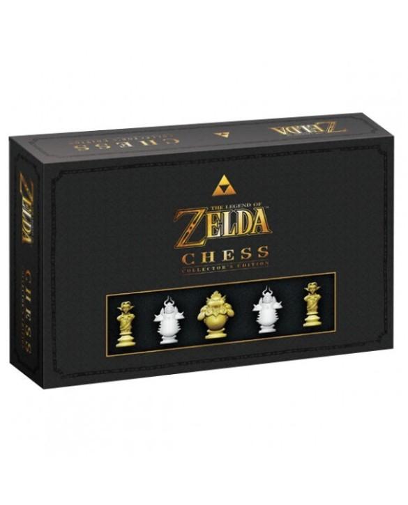 Jeu d'échecs collector The Legend of Zelda