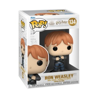 Figurine Funko Pop Ron Weasley pris dans un piège - Harry Potter N°134