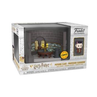 Figurine Funko Mini Moments Professeur Rogue en Cours de Potion - Harry Potter