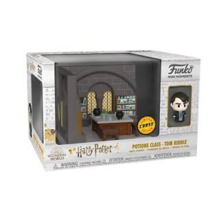 Figurine Funko Mini Moments Drago Malfoy en Cours de Potion - Harry Potter