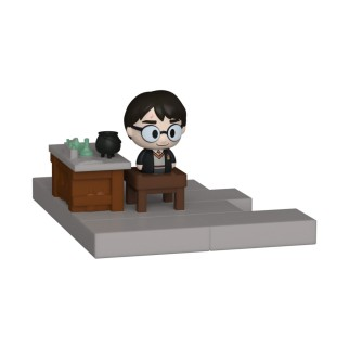 Figurine Funko Mini Moments Harry Potter en Cours de Potion - Harry Potter