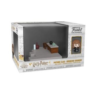 Figurine Funko Mini Moments Hermione Granger en Cours de Potion - Harry Potter
