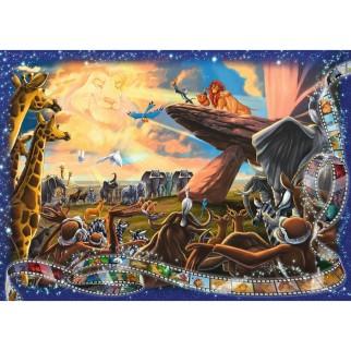 Puzzle 1000 pièces Le Roi Lion (1994) - Disney