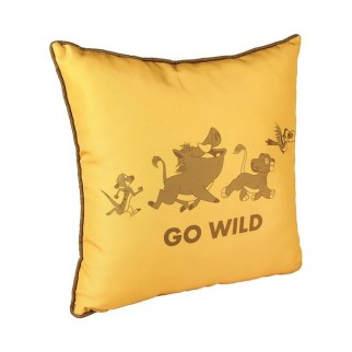 Coussin Go Wild - Le Roi Lion
