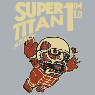 "T-Shirt ""Super Titan"""