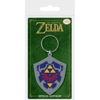 Porte Clé Bouclier - The Legend Of Zelda