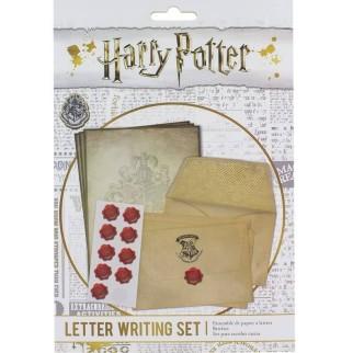 Ensemble de papier à lettres - Harry Potter