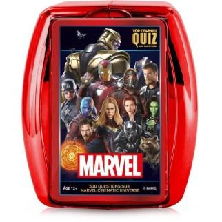 Quiz Marvel - 500 questions - FR