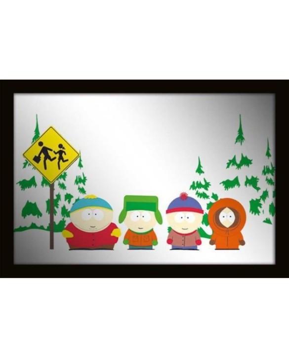 Miroir South Park