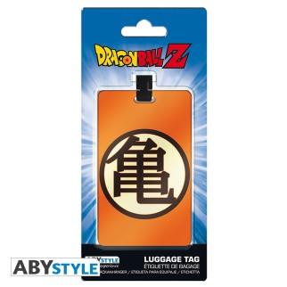 Étiquette de Bagage - Dragon Ball Z